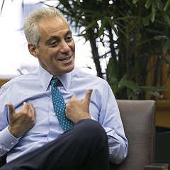 The Illinois primary's biggest loser was Mayor Rahm Emanuel
