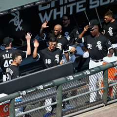 Trouble in the White Sox clubhouse?