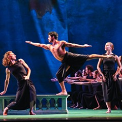 Mark Morris Dance Group's Dido and Aeneas
