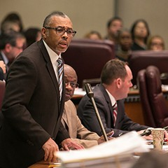 Howard Brookins Jr. is the latest alderman stuck with the thankless job of education committee chair.
