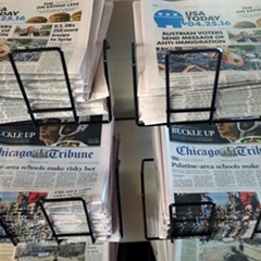 Newspaper publisher Gannett said Monday that it wants to buy Tribune Publishing for more than $388 million.