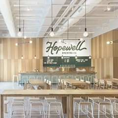 Logan Square's Hopewell Brewing merges coffee and beer, coffee shop and brewpub