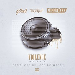 Chief Keef meets CeeLo and Eddy Grant on 'Violence (Army)'