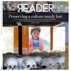 On the cover: A Cambodian girl looks at the skulls of Khmer Rouge victims on display in Choeung Ek near Phnom Penh in 2005.