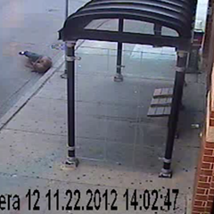 A video the Chicago Independent Police Review Authority made available shows a police officer shooting 28-year-old Ismaaeel Jamison at a bus stop near 63rd and California in November 2012.
