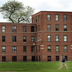 Chicago's Lathrop Homes