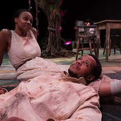 Congo Square's A Small Oak Tree Runs Red, Black Ensemble's The Marvin Gaye Story, and ten more new theater reviews