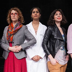 A play about abortion that's Remarkably Normal