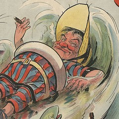 Before New Yorker covers, there was Puck