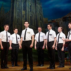 The Book of Mormon, RejecTED Talks, Man of LaMancha, and five more new stage shows