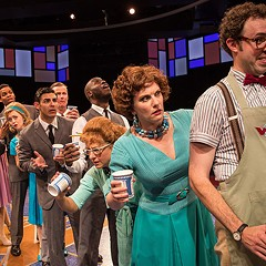 1776, How to Succeed in Business Without Really Trying, and six more new theater reviews