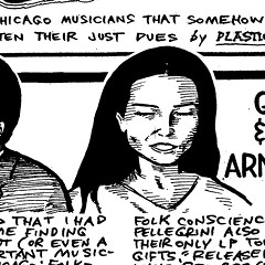 George and Gerry Armstrong were Chicago's first family of folk in the 50s and 60s