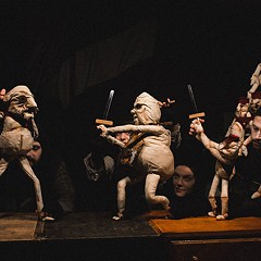 Ubu the King, True West, and nine more new theater reviews