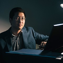 Anthony Cheung has turned foghorns and out-of-tune piano into a Guggenheim Fellowship