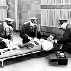 A 1948 Chicago Police Department first-aid training