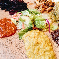 Enjoy African cuisine from Demera Ethiopian Restaurant at Taste of Uptown on Wed 10/12.