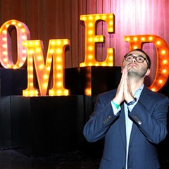 Stand-up Joe Mande is the Drake of comedy