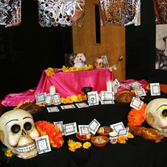 Celebrate Day of the Dead at the National Museum of Mexican Art on Sun 10/30.