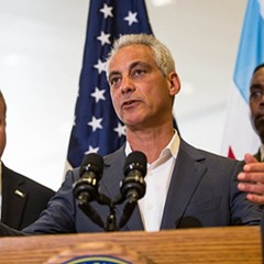 Mayor Rahm Emanuel