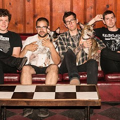 Chicago noise-rockers Rash light the fuse of their debut LP