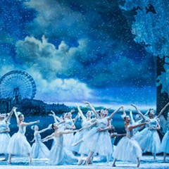 The Joffrey's new Nutcracker spellbinds amid the snow