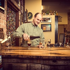 People Issue 2016: Chris Quinn, the high priest of the Beer Temple