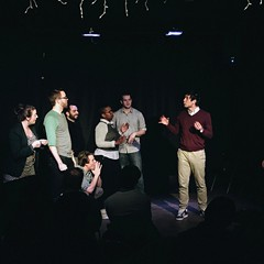 The Crowd Theater gets creative to cut costs