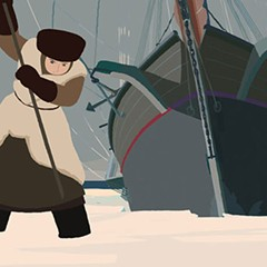Long Way North strikes a blow for 2-D animation in a 3-D marketplace
