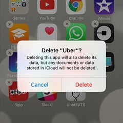 The viral #DeleteUber campaign began with a tweet from a Chicago journalist