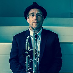 Adventurous trumpeter Dave Douglas refuses to ease off the gas