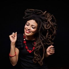 Valerie June settles into an inviting blend of blues, gospel, soul, and even Saharan guitar music on The Order of Time