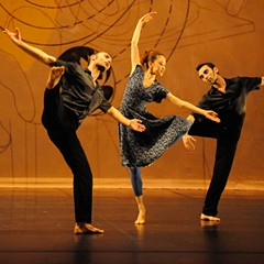 Ballet de Lorraine performs the work of Merce Cunningham at the MCA this weekend.