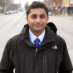 Alderman Ameya Pawar discusses what issues matter at a state level on Mon 3/6.