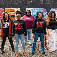 Kristiana Colón, Charlene Carruthers, Rachel Williams, Janaé Bonsu, and Veronica Morris-Moore: the queer women shaping Chicago's Black Lives Matter movement