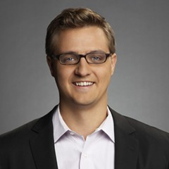 Chris Hayes says America's founders would be offended by the modern police state