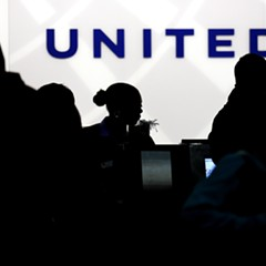 Should media sanitize the past of the doctor manhandled on the United plane?