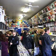 Dave's Records on RSD 2010