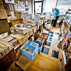 Record stores for Record Store Day heretics