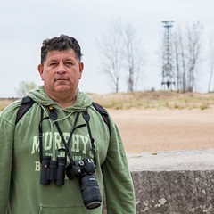 'When I was working murders, birding really calmed me down'