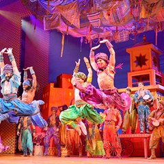Aladdin, Marry Me a Little, and ten more stage shows to see now