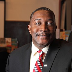 UIC College of Education dean Alfred Tatum