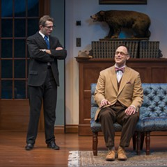 The message of Court Theatre's Harvey? Don't worry—be happy