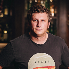 Chef Benjamin Lustbader pays tribute to his culinary mentor, Michel Richard
