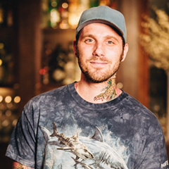 Chef Ryan Pfeiffer pays tribute to his culinary mentor, Tim Bucci