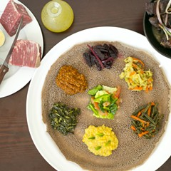 Selam Ethiopian Kitchen brings it raw