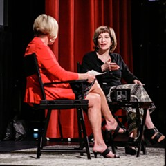 Kipnis during her appearance at the Chicago Humanities Festival
