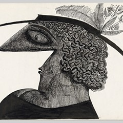The lines of Saul Steinberg's mind