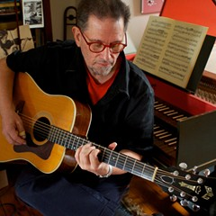 Guitarist Glenn Jones and duo House and Land reconfigure American folk traditions for the present