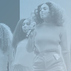 Solange supports black Chicago creatives at Pitchfork and beyond