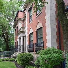 The Buena Park house that Haymarket Books hopes will be its future home